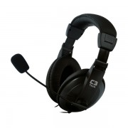 Headphone Headset Voicer Confort C3 Tech MI-2260