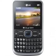 Smartphone LG Tri Chip Preto - LGC398