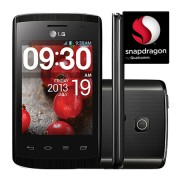 Smartphone LG Optimus L1 II E410 Preto Android 4.1 3G 2MP GPS