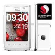Smartphone LG Optimus L1 II E410 Branco Android 4.1 3G 2MP GPS