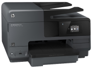 Impressora HP Multifuncional Jato de Tinta, Wi-Fi Officejet Pro 8610 Impressora/Scanner/Copiadora/Fax/Wi-Fi