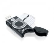 Multilaser Leitor de Cartão Universal Portátil USB 38 em 1 AC102