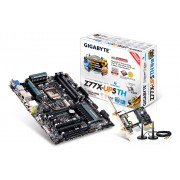 Placa Mãe Gigabyte LGA 1155 GA-Z77X-UP5 TH