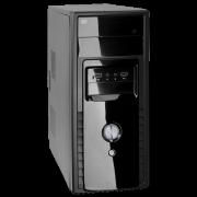 Gabinete ATX Wisecase FT404 RJAC-308 Fonte 220W 4 Baias