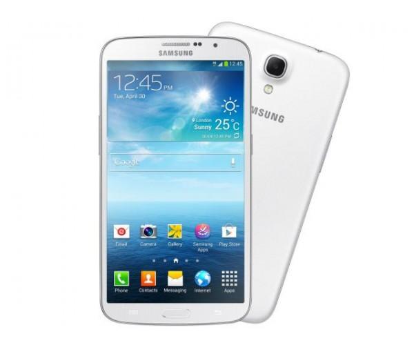 Smartphone Samsung Galaxy Mega Duos I9152 - Dual Chip, Android 4.2, Dual Core 1.4GHz, Câmera 8MP, 8GB, Tela 5.8´, Branco (Desbloqueado)  - ShopNoroeste.com.br