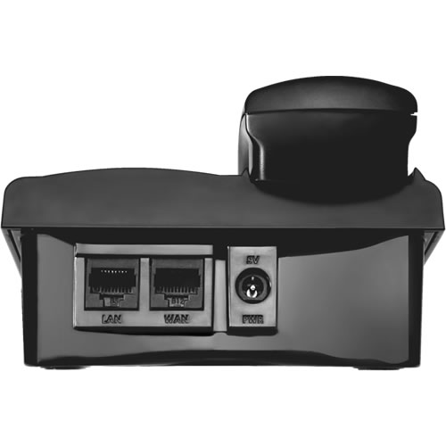 Telefone IP Voip TIP 100 Lite Preto - Intelbras  - ShopNoroeste.com.br