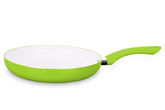 Frigideira Ceramic Green 24 cm Super Reforçada 2,5mm - Eirilar  - ShopNoroeste.com.br