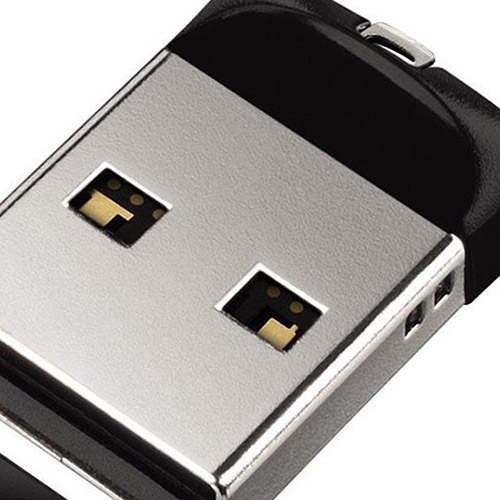 Pen Drive SanDisk Cruzer Fit USB 64GB  - ShopNoroeste.com.br