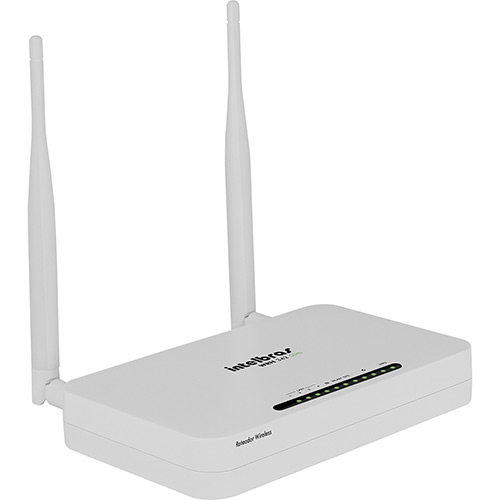 Roteador Wireless 300Mbps WRN342 Slim - Intelbras  - ShopNoroeste.com.br