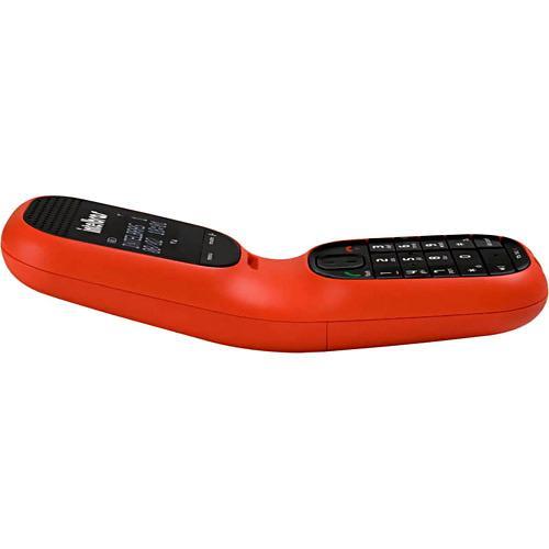 Telefone sem Fio com Viva-Voz, Capacidade 5 Ramais e Babá Eletrônica TS80V Coral - Intelbras  - ShopNoroeste.com.br