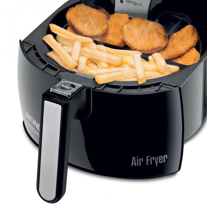 Fritadeira Mondial Air Fryer Premium AF-01 127V  - ShopNoroeste.com.br
