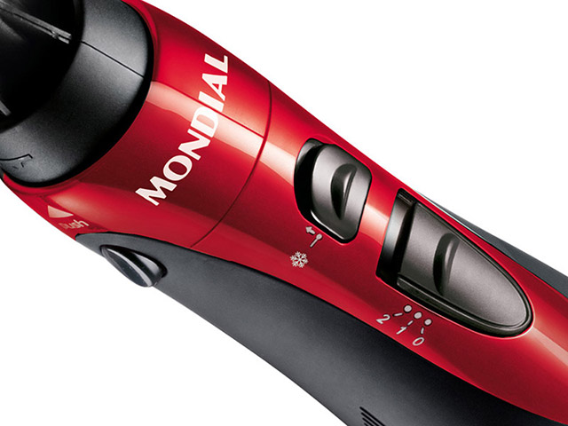 Secador Multifuncional Mondial Infinity Ion Plus SM-02 127V, 4 em 1 Seca, Escova, Alisa e Modela  - ShopNoroeste.com.br