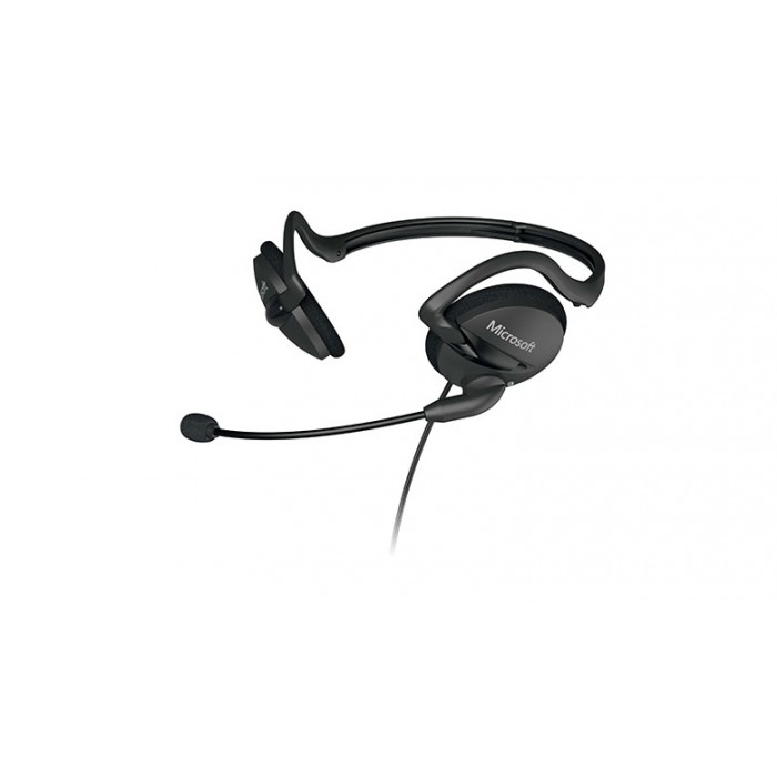 Microfone Microsoft Headphone Headset LifeChat LX-2000  - ShopNoroeste.com.br