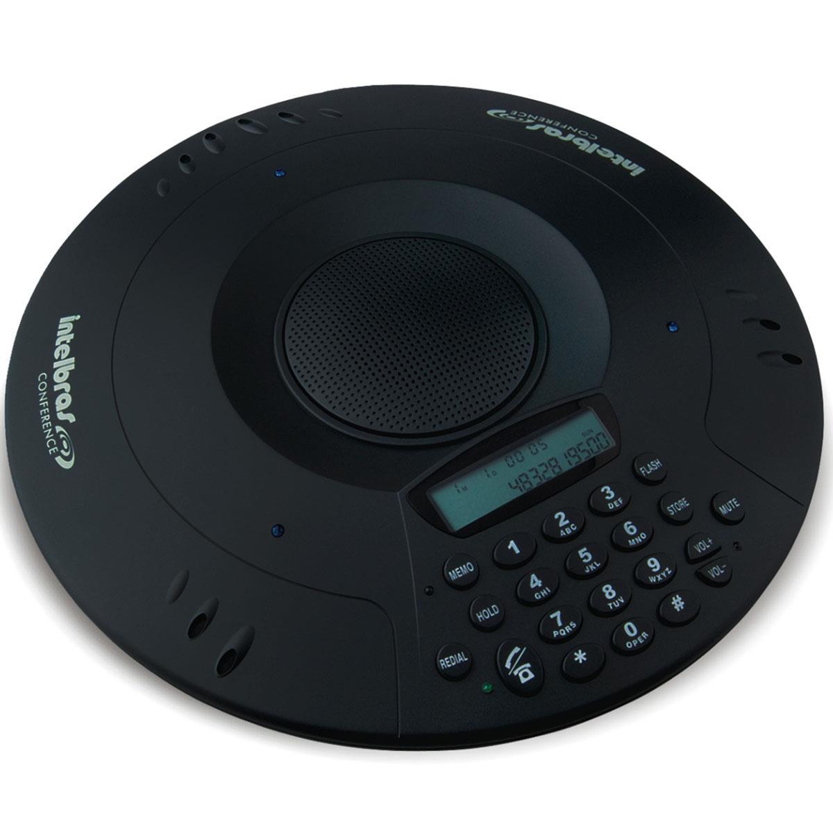 Aparelho de Audioconferência Viva Voz Conference - Intelbras  - ShopNoroeste.com.br
