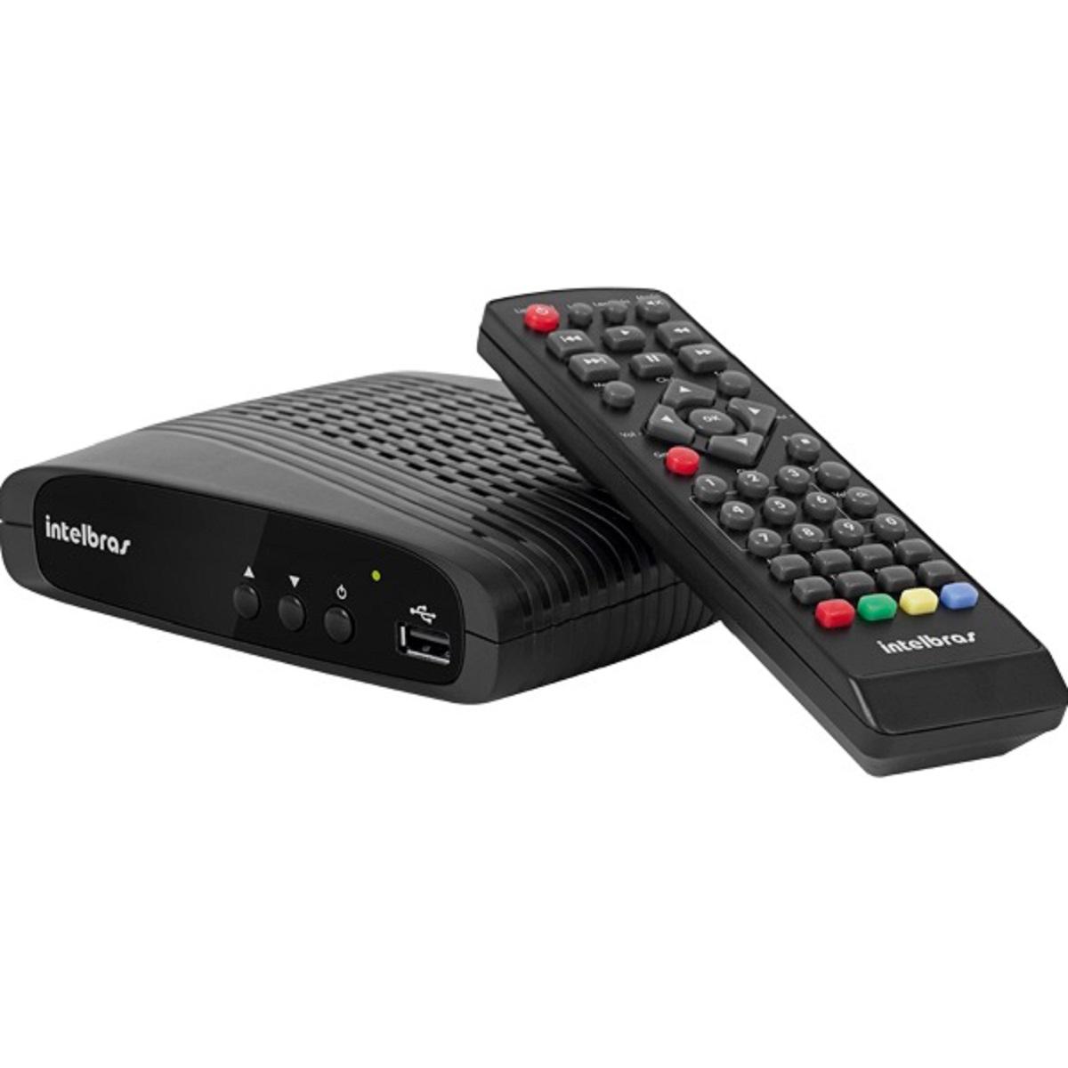 Conversor Digital de TV HD com Gravador de Vídeo Bivolt CD 636 - Reproduz Música, Vídeo e Fotos  - ShopNoroeste.com.br