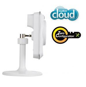 Câmera de Segurança IP D-Link Cloud DCS-942L Acesso via iPhone/iPad/Android, Visualização Noturna e Gravação de Imagens  - ShopNoroeste.com.br