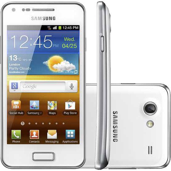 Smartphone Samsung Galaxy S II Lite GT-I9070 Desbloqueado Branco  - ShopNoroeste.com.br