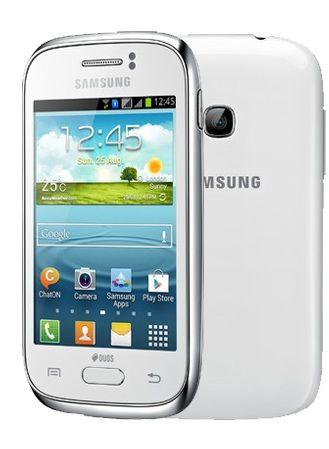 Smartphone Samsung Galaxy Y Plus Branco GT-S5303 Desbloqueado  - ShopNoroeste.com.br