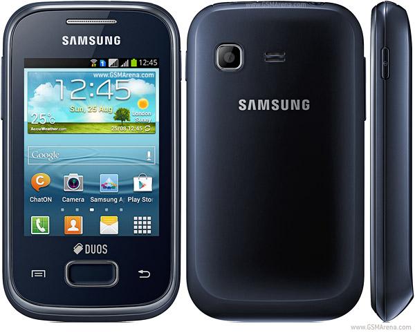 Smartphone Samsung Galaxy Y Plus GT-S5303 Desbloqueado  - ShopNoroeste.com.br
