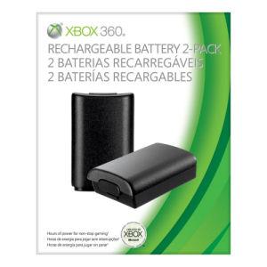Kit Bateria Para Joystick Xbox X360 - B4U-00040  - ShopNoroeste.com.br