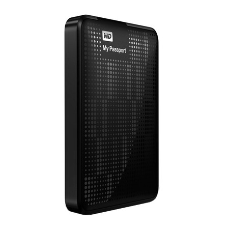 HD Externo Portátil Western Digital My Passport 500GB USB 3.0 - WDBKXH5000  - ShopNoroeste.com.br