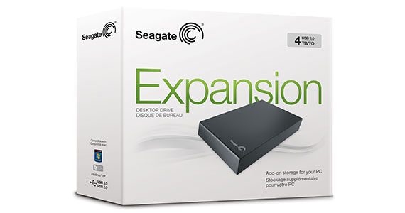 HD Seagate Externo 1TB Expansion Portable USB 3.0 - STBV1000100 - ShopNoroeste.com.br