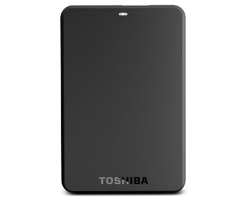 HD Toshiba Externo Canvio Basics 3.0 USB 3.0 1536GB 5400rpm - HDTB115XK3BA  - ShopNoroeste.com.br