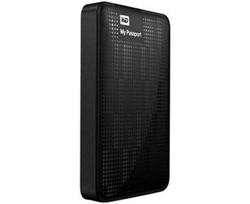 HD Externo Portátil WD My Passport 1TB 3.0 - WDBKXH0010BBK  - ShopNoroeste.com.br