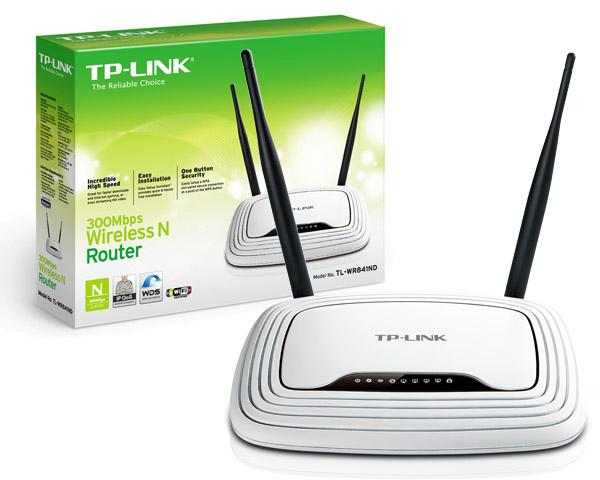 Roteador Tp-Link Wireless 300Mbps TL-WR841ND  - ShopNoroeste.com.br