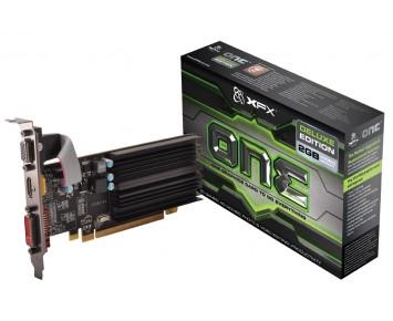 Placa de vídeo VGA XFX One 2GB DDR3 HDMI DVI VGA PCI-E ON-XFX1-DLX2  - ShopNoroeste.com.br