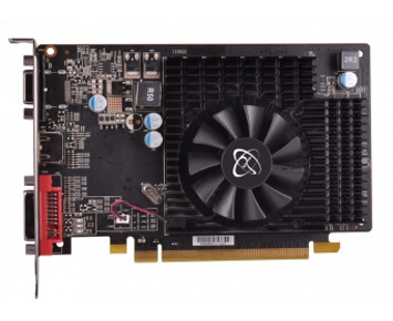 Placa de vídeo VGA XFX ATI Radeon HD 6570 1024MB (1GB) DDR3 PCI-Express HD-657X-ZDF2  - ShopNoroeste.com.br