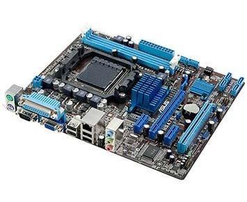 Placa-Mãe Asus p/ AMD AM3+ c/ Anti Surge, Core Unlocker, Turbo Key - M5A78L-M LX /BR  - ShopNoroeste.com.br