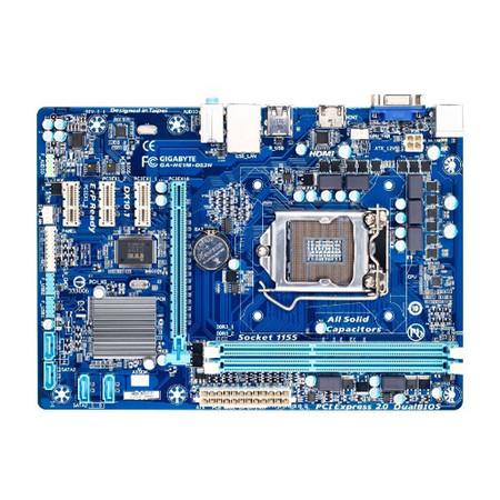 Placa-Mãe Gigabyte Core i3/i5/i7 LGA1155 - GA-H61M-DS2H  - ShopNoroeste.com.br