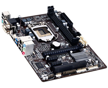 Placa Mãe Gigabyte Ultra Durable Core i3/i5/i7 LGA1150 - GA-B85M-HD3 T  - ShopNoroeste.com.br