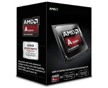 Processador AMD A10 - 6800K Quad Core BLACK Edition - 4.4GHZ Cache 4MB - FM2 - BOX - AD680KWOHLBOX  - ShopNoroeste.com.br