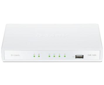 Roteador D-Link VPN 4 portas Fast Ethernet - DIR-140L BR  - ShopNoroeste.com.br