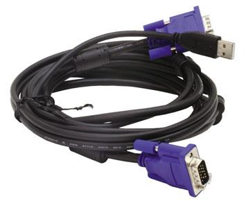 Cabo p/ Server Switch D-Link USB para o DKVM-4U - DKVM-CU BR  - ShopNoroeste.com.br