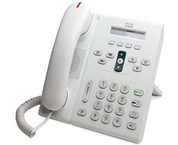 Telefone IP Cisco UC Phone 6921, Arctic WhiteSH - CP-6921-W-K9=  - ShopNoroeste.com.br