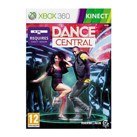 Jogo Kinect Dance Central - Xbox 360  - ShopNoroeste.com.br