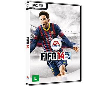 Jogo Electronic Arts Fifa 14 PC  - ShopNoroeste.com.br