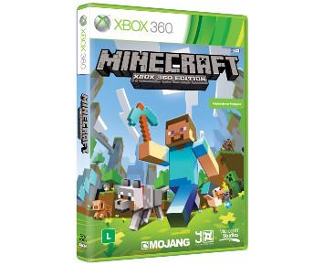 Jogo Microsoft Minecraft Xbox 360 Edition  - ShopNoroeste.com.br