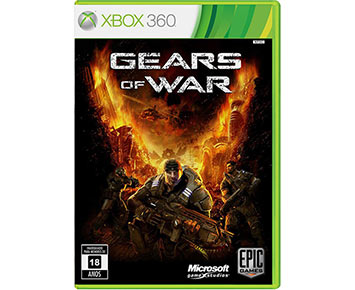 Jogo Microsoft Gears of War Xbox 360 - U19-00037  - ShopNoroeste.com.br