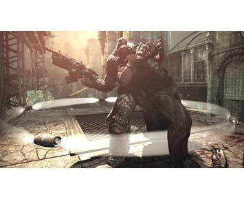 Jogo Microsoft Gears of War 2 Xbox 360 - Tiro - C3U-00002  - ShopNoroeste.com.br