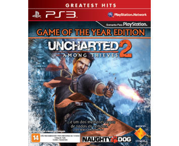 Jogo Sony UNCHARTED 2 - Among Thieves PS3 - BD258104  - ShopNoroeste.com.br