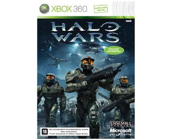 Jogo Microsoft Halo Wars Xbox 360 - C3V-00005  - ShopNoroeste.com.br