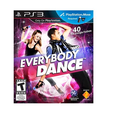 Jogo Sony Everybody Dance PS3 - BD320441  - ShopNoroeste.com.br