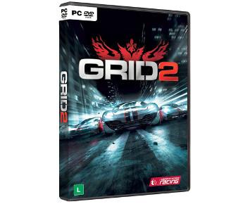 Jogo Grid 2 - Edição Limitada BR PC - WGY2653PL  - ShopNoroeste.com.br