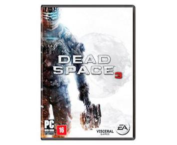 Jogo Dead Space 3 - Edição Especial PC - EA32181P  - ShopNoroeste.com.br