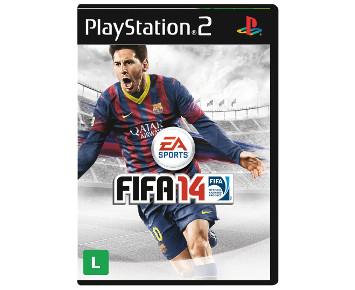 Jogo Fifa 14 PS2 - EA3242SN  - ShopNoroeste.com.br
