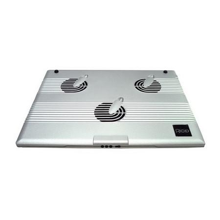 Base com Cooler P/ NoteBook Pixxo - EP-668  - ShopNoroeste.com.br